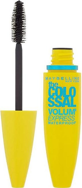 Volum' Express Colossal Volume Black Waterproof