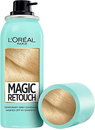 Magic Retouch Root Touch Up Hair Color Spray - Blonde 75ml