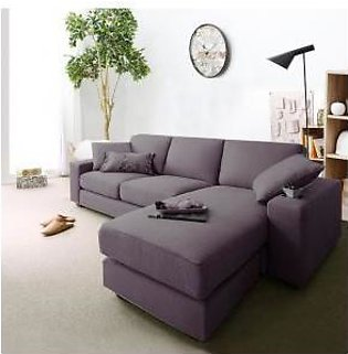 SH Connor Sectional Sofa ISO-55 Grey