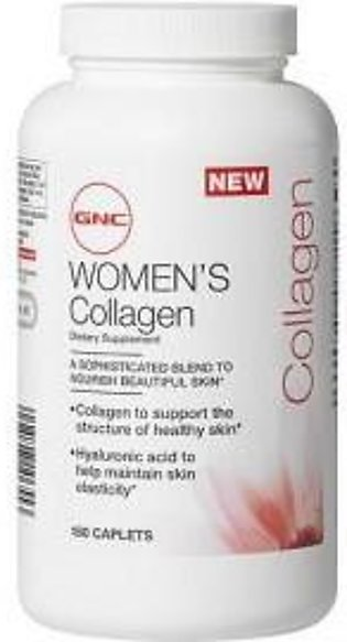 GNC Women's Collagen (180 Caplets)