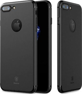 "Baseus Simple Series Solid Color TPU Case for iPhone 7 4.7"" - Black"