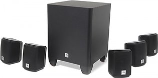JBL Cinema 510 5.1-Channel Home Theater Speaker System