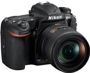 Nikon DSLR D500 with 16-80mm Lens