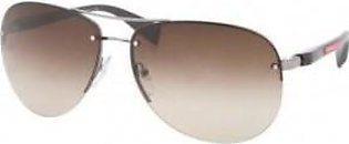 Prada Sport PS56MS Sunglasses: Color - 5AV6S1