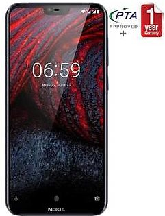 Nokia 6.1 Plus - 64GB 4GB Blue