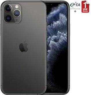 Apple iPhone 11 Pro 256GB Space Gray Single Sim (PTA Approved)