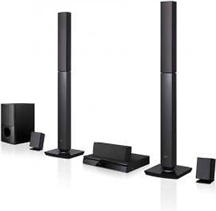 LG LHD647 1000W 5.1Ch DVD Home Theatre System