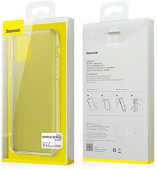 BASEUS TPU Silicone Case For iPhone 11
