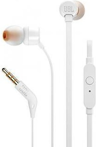 JBL T110 In-Ear Headphones with Mic