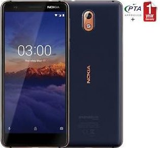Nokia 3.1 - 32GB 3GB Copper Blue