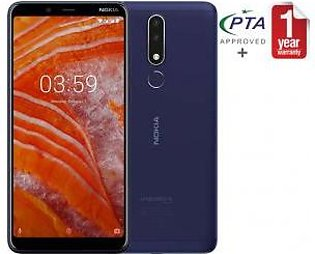 Nokia 3.1 Plus - 32GB 3GB Blue