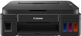 Canon Pixma G3010 Refillable Ink Tank Wireless All-In-One