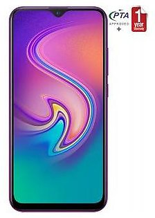 Infinix S4 64GB 6GB X626B - Purple