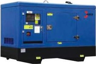 Jasco 15 Diesel 15 kVA Sound Proof Commercial Generator