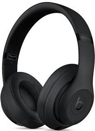 Beats Studio 3 Wireless - Over‑Ear Headphones Matte Black