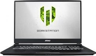 "MSI 17.3"" WE75 Mobile Workstation"