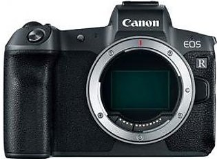Canon EOS R Mirrorless Digital Camera (Body Only) with Mount Adaptor