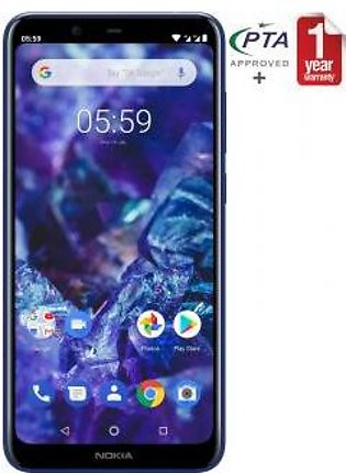 Nokia 5.1 Plus - 32GB 3GB Blue