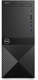 "Dell Vostro 3670 Desktop PC with E1916HV 18.5"" LED"