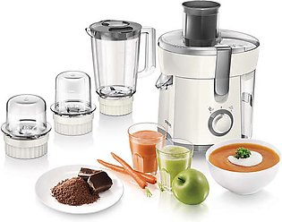 Philips HR1847/00 Juicer, Blender, Grinder and Chopper