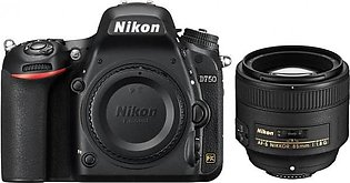 Nikon D750 With Nikon AF-S NIKKOR 85mm f/1.8G Lens