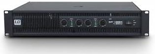 LD Systems DEEP2 4950 PA Power Amplifier 4 x 810 W 4 Ohms Power Amplifier