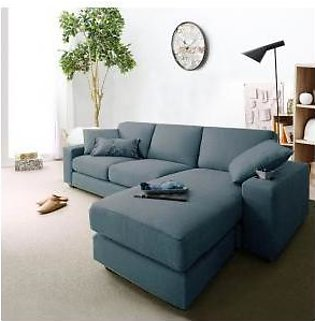 SH Connor Sectional Sofa ISO-55 Blue