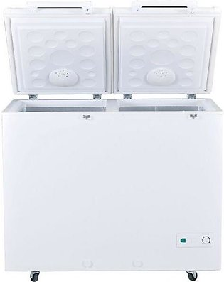 Haier HDF-325DD 2 Door Chest Deep Freezer