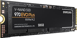 Samsung 500GB 970 EVO Plus NVMe M.2 Internal SSD