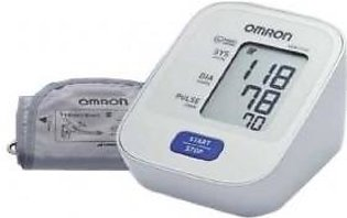 Omron HEM 7120 Upper Arm Automatic Blood Pressure Home B P Monitor