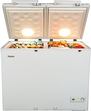 Haier HDF-325HA 2 Door Chest Deep Freezers