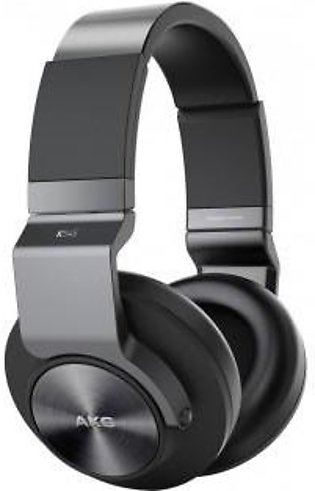 AKG K545 BLK Studio-Quality, Closed-Back, Over the Ear Headphones (Black)