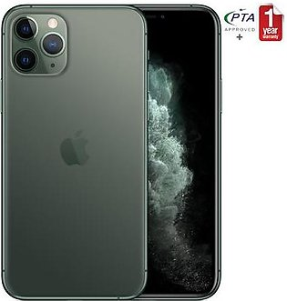 Apple iPhone 11 Pro Max 256GB Green Single Sim (PTA Approved)