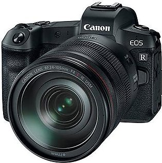 Canon EOS R Mirrorless Digital Camera with F4 L IS USM 24-105mm Lens