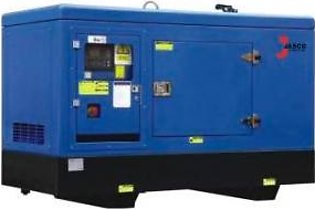Jasco 40 Diesel 40 kVA Sound Proof Commercial Generator