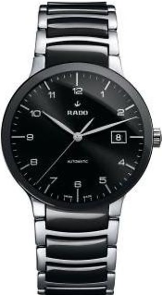 Rado Centrix Automatic Black Dial Men's Watch