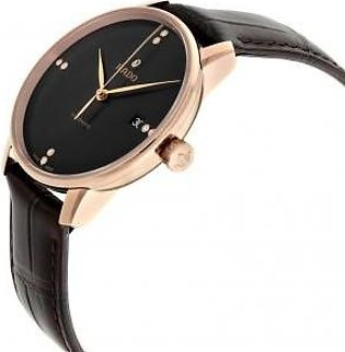 Rado Coupole Classic Automatic Black Dial Menn's Watch