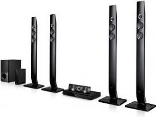 LG LHD756W Home Theater System