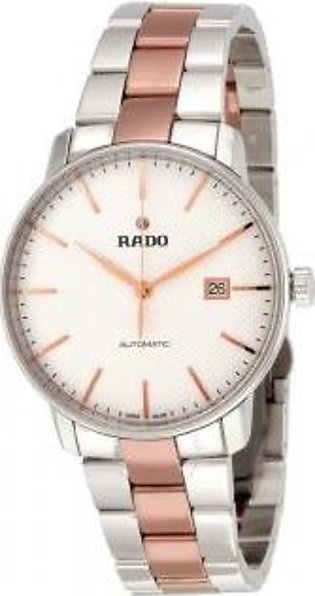 Rado Coupole Classic Automatic White Dial Men's Watch