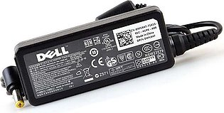 Dell 19v 1.58a Original Laptop Adapter Charger