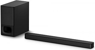 Sony Ht-S350 2.1ch Soundbar With Powerful Wireless Subwoofer And Bluetooth Te...