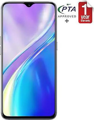 Realme XT 64MP Quad Camera Xpert Pearl White