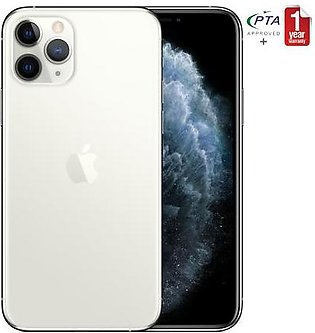 Apple iPhone 11 Pro 256GB Silver Single Sim (PTA Approved)