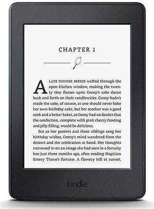 """Amazon Kindle Paperwhite 6"""" 3G + Wi-Fi Includes Special Offers (2015 Version)"""