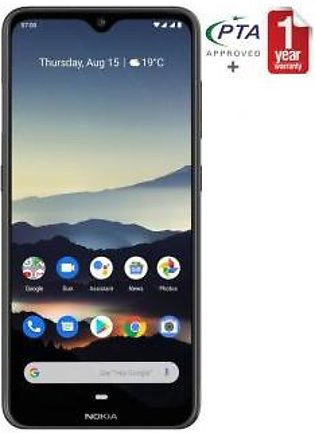 Nokia 7.2 - 64GB 4GB Charcoal Black