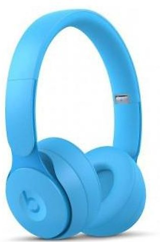 Beats Solo Pro Wireless Noise Cancelling On-Ear Headphones - Light Blue