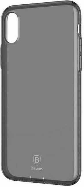 Baseus Ultra slim case for iphone X (Transparent Black)