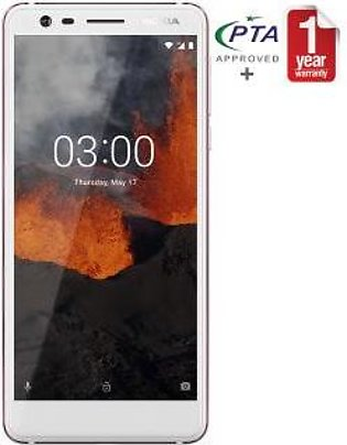 Nokia 3.1 - 32GB 3GB Iron White