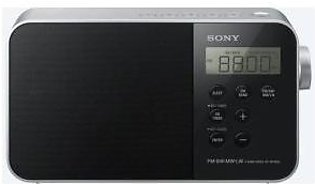 Sony ICF-M780SL Portable Digital Clock Radio