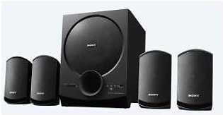 Sony 4.1ch Home Theatre Satellite Speakers SA-D40